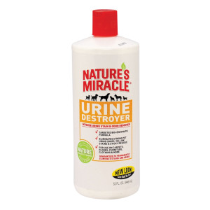 Natureu0027s Miracle Cat Urine Odor Remover