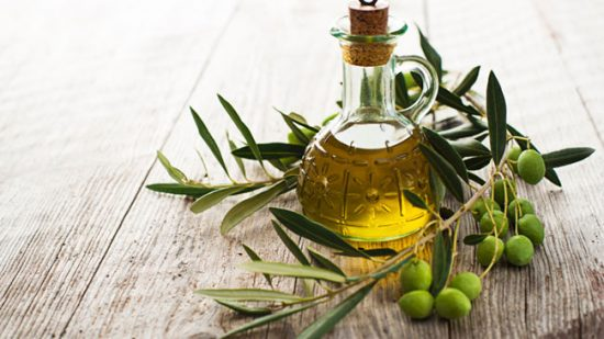 Olive oil for sarcoptic mange in dogs