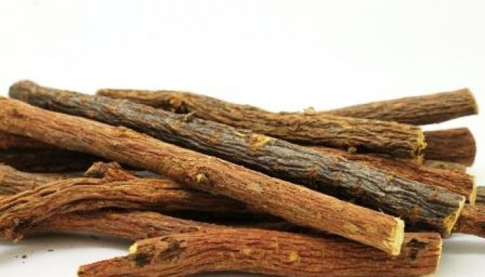 Licorice has antibacterial properties and will help stop bacterial growth.