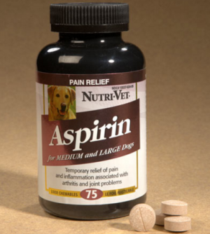 Aspirin For Dogs Is It Safe Baby Aspirin Buffered